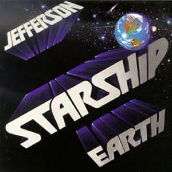 JEFFERSON STARSHIP - EARTH