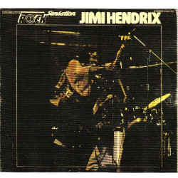 JIMI HENDRIX - ROCK SENSATION
