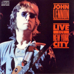 JOHN LENNON - LIVE IN NEW YORK CITY ( 2 LP )