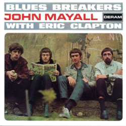 JOHN MAYALL & ERIC CLAPTON - BLUESBREAKERS