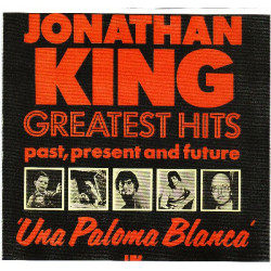 JONATHAN KING - GREATEST HITS PAST, PRESENT & FUTURE