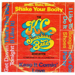 KC & THE SUNSHINE BAND - SONGBOOK