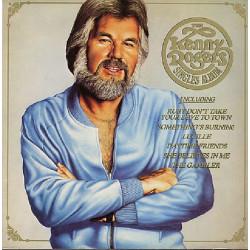 KENNY ROGERS - THE SINGLES ALBUM