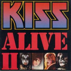 KISS - ALIVE II ( ΔΙΠΛΟΣ ΔΙΣΚΟΣ - LIVE )