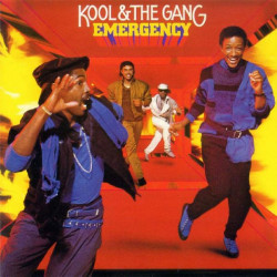 KOOL & THE GANG - EMERGENCY (RED VINYL)