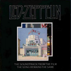 LED ZEPPELIN - THE SONG REMAINS THE SAME - OST ( 2 LP )