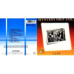 LYNYRD SKYNYRD - LYNYRD' S FIRST AND ... LAST