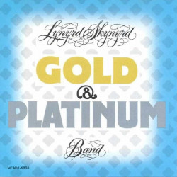 LYNYRD SKYNYRD BAND - GOLD & PLATINUM ( 2 LP )
