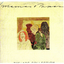 MAMAS & THE PAPAS,THE - THE ABC COLLECTION