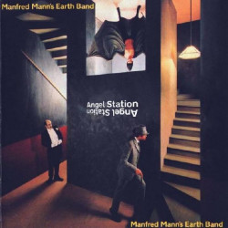 MANFRED MANN' S EARTH BAND - ANGEL STATION