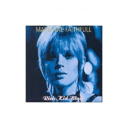 MARIANNE FAITHFULL - RICH KID BLUES ( 2 LP )