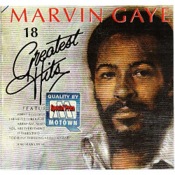 MARVIN GAYE - 18 GREATEST HITS