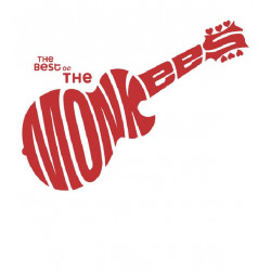 MONKEES,THE - THE BEST OF THE MONKEES ( 2 LP )