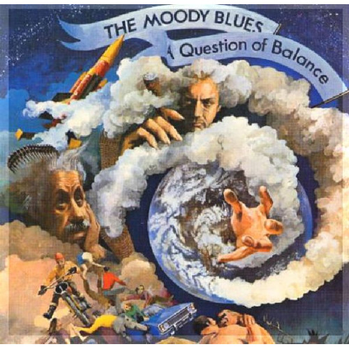 MOODY BLUES,THE - A QUESTION OF BALANCE