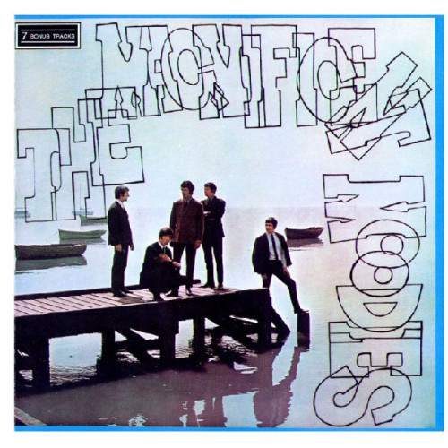 MOODY BLUES,THE - THE MAGNIFICENT MOODIES