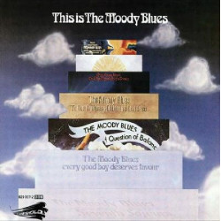 MOODY BLUES,THE - THIS IS THE MOODY BLUES ( 2 LP )
