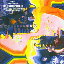 MOODY BLUES,THE & THE LONDON FESTIVAL ORCHESTRA - DAYS OF FUTURE PASSED