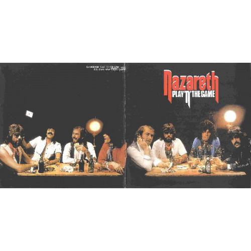 NAZARETH - PLAY 'N' THE GAME