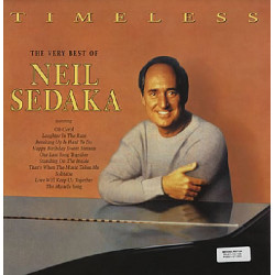 NEIL SEDAKA - TIMELESS THE VERY BEST OF NEIL SEDAKA