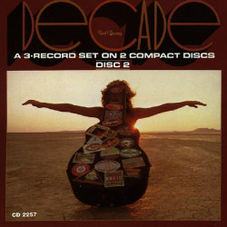 NEIL YOUNG - DECADE ( 3 LP )