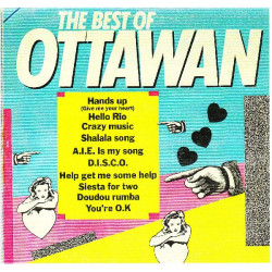 OTTAWAN - THE BEST OF OTTAWAN