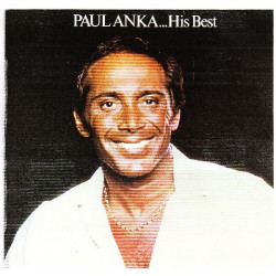 PAUL ANKA - ... HIS BEST
