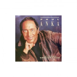 PAUL ANKA - FIVE DECADES GREATEST HITS