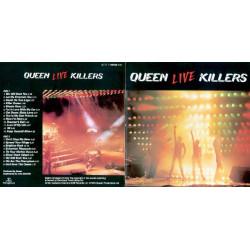 QUEEN - LIVE KILLERS ( 2 LP )
