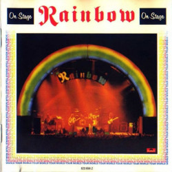 RAINBOW - ON STAGE ( 2 LP )