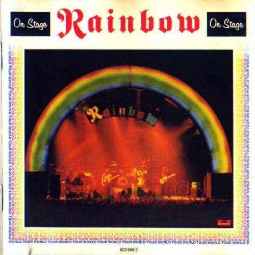 RAINBOW - ON STAGE ( 2 LP )