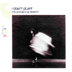 ROBERT PLANT - THE PRINCIPLES OF MOMENTS