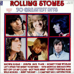 ROLLING STONES,THE - 30 GREATEST HITS ( 2 LP )