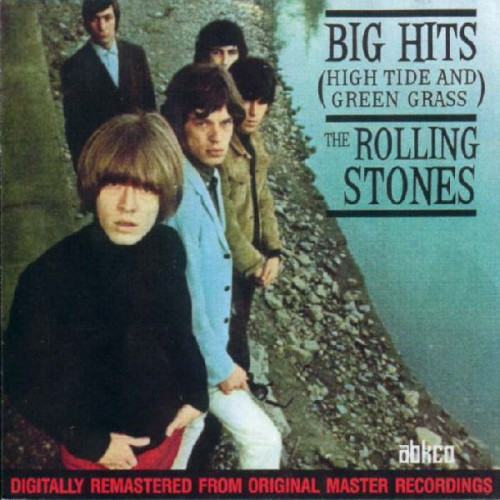 ROLLING STONES,THE - BIG HITS ( HIGH TIDE AND GREEN GRASS )