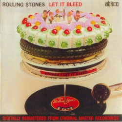 ROLLING STONES,THE - LET IT BLEED