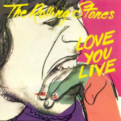 ROLLING STONES,THE - LOVE YOU LIVE ( 2 LP )