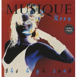 ROXY MUSIC - THE HIGH ROAD LIVE MINI LP
