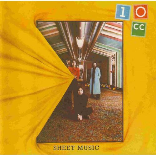 10 C.C. - SHEET MUSIC