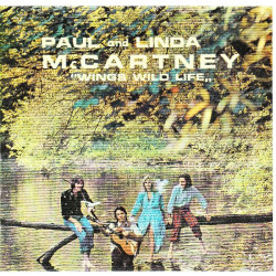 PAUL & LINDA MCCARTNEY - WINGS WILD LIFE