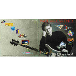 PAUL MCCARTNEY - ALL THE BEST ( 2 LP )