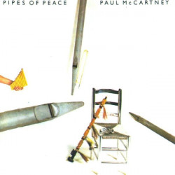 PAUL MCCARTNEY - PIPES OF PEACE ( NO COVER )