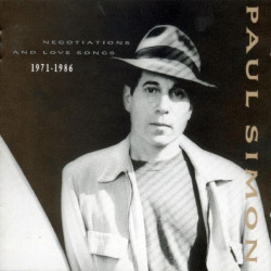 PAUL SIMON - NEGOTIATIONS AND LOVE SONGS 1971-1986 ( 2 LP )