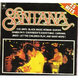 SANTANA - THE SOUND OF SANTANA, 25 SANTANA GREATS ( 2 LP )