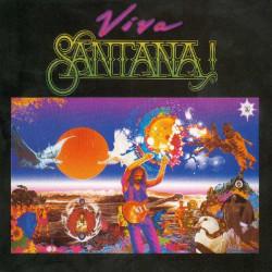 SANTANA - VIVA SANTANA ( 3 LP )