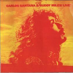 SANTANA CARLOS & BUDDY MILES - LIVE