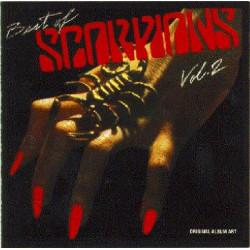 SCORPIONS - BEST OF SCORPIONS VOL. 2