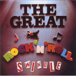 SEX PISTOLS - THE GREAT ROCK 'N' ROLL SWINDLE ( 2 LP )