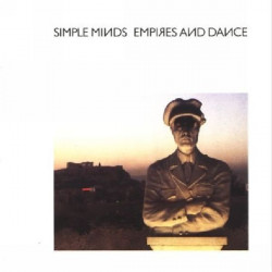 SIMPLE MINDS - EMPIRE AND DANCE