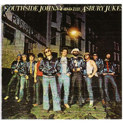SOUTHSIDE JOHNNY & THE ASBURY JUKES - THIS TIME IT'S FOR REAL