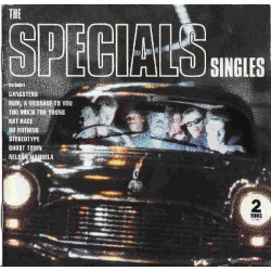 SPECIALS,THE - THE SINGLES