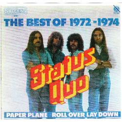 STATUS QUO - THE BEST OF 1972-1974
